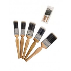 Harris 5 Piece Platinum Paint Brush Set