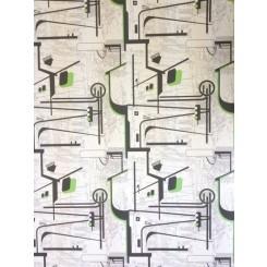 Casadeco Caselio 51859220 Street Wallpaper