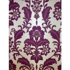 Ideco Royal House Damask Wallpaper BOA 001 05 9