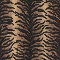 AS Creation Brown Tiger Print