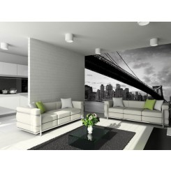 1Wall New York Brooklyn Bridge Wall Mural