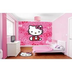 Walltastic Hello Kitty Wallpaper Mural