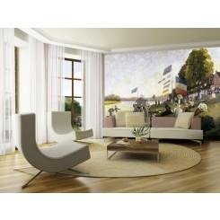 1Wall Impressionist-001 Wallpaper Mural
